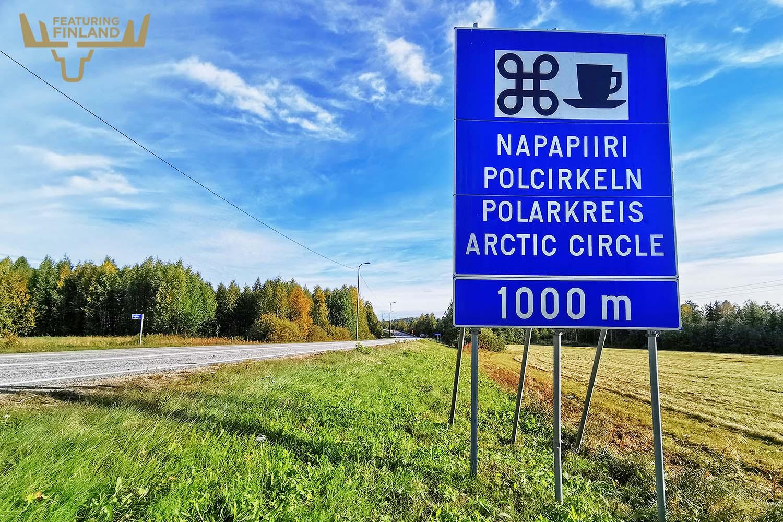 arctic circle lapland