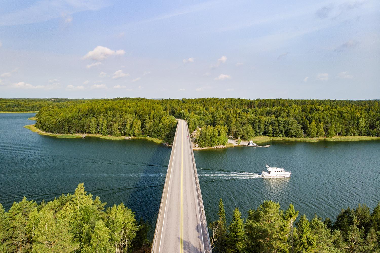 archipelago trail finland