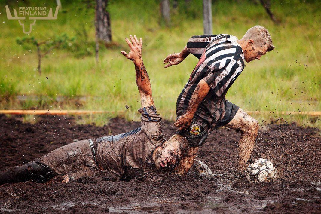 swamp football world championships finland