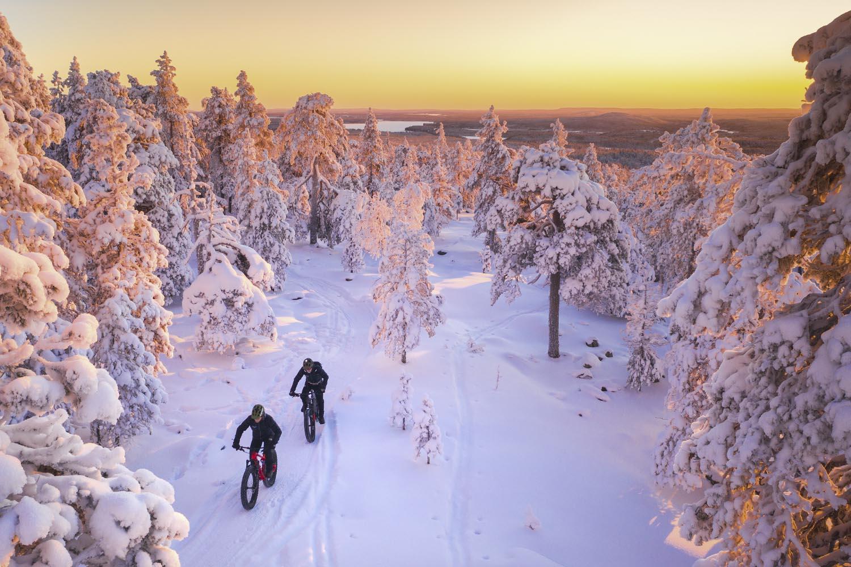 ounasvaara mountain bike