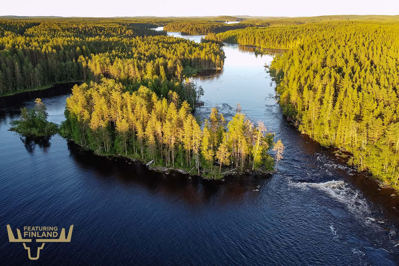 ruunaa fishing finland