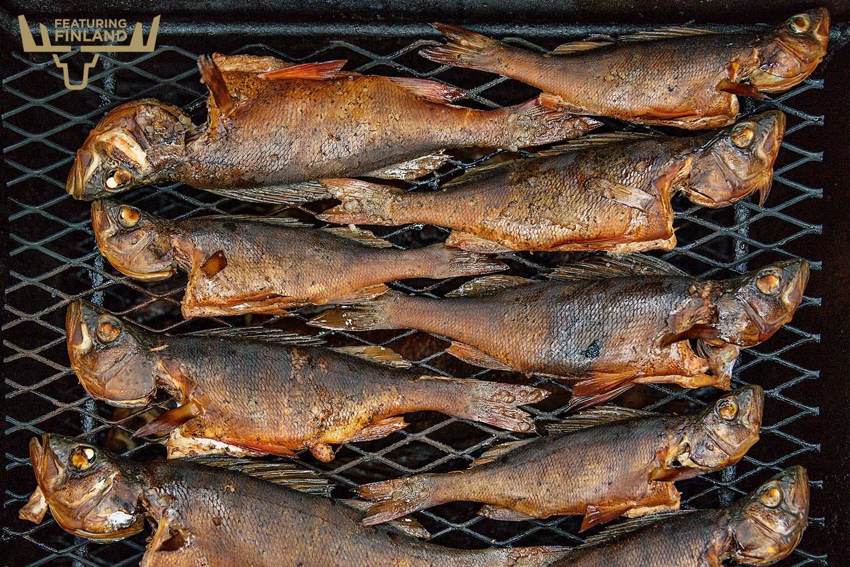smoked fish finland